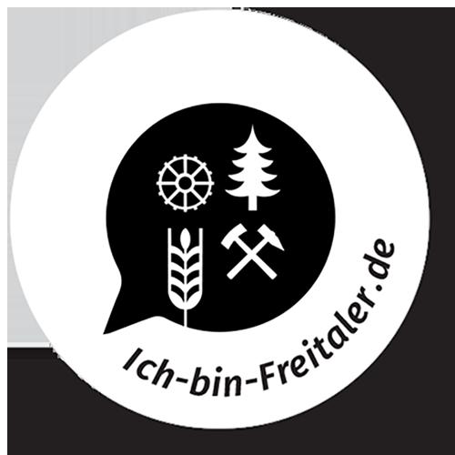 Initiative für Freital >> Ich-bin-Freitaler.de Logo