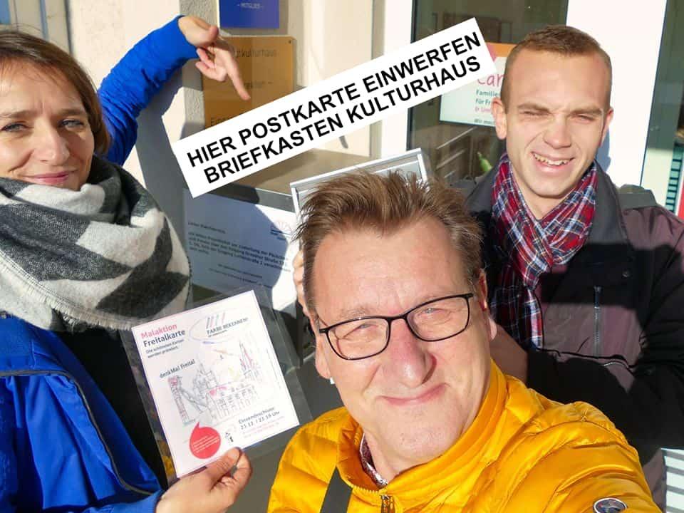 Postkasten Kulturhaus